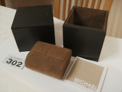 MICHAEL KORS WATCH BOX  in perfect unused condition