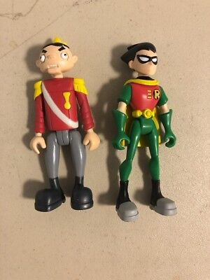 "***TEEN TITANS 1.5/"" PUPPET KING  ACTION FIGURE***"
