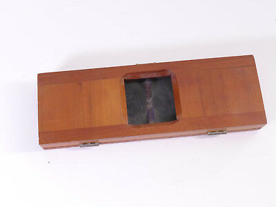 Printing photographic Frame wooden 4x5 - see pictures, wm