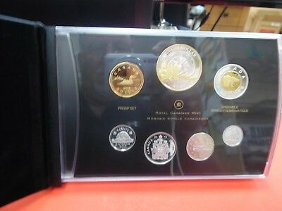 2013 Canada Fine Silver PROOF SET - 100th Anniversary of the Arctic Expedition