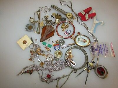 Junk Drawer Jewelry Odds and Ends