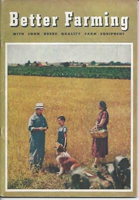 John Deere Better Farming catalog 1950