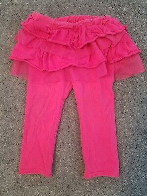 Circo Girls two in one Pink Skirt & Leggings size 2t
