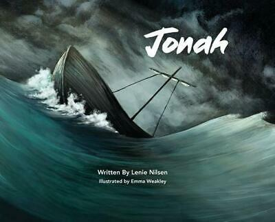 Jonah by Lenie Nilsen Hardcover Book Free Shipping!