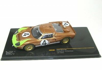 ford mkii no. 4 lemans 1966
