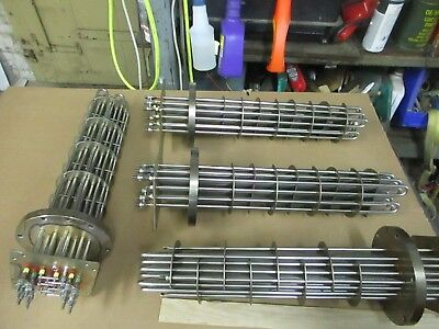 Lot Of 4 New Regloplas Oil Heaters