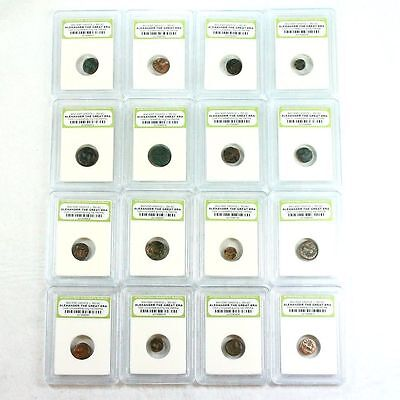 Alexander The Great Era Ancient Greek Coin c.350 B.C. - 1 coin per qty ordered