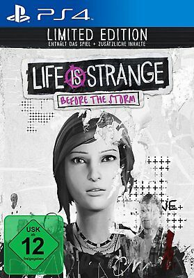 Life Is Strange - Before The Storm - Limited Edition - Playstation 4 - Neu