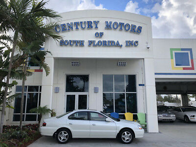 Acura TL  Heated Seats Sunroof CD Changer 1 Owner