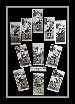 Collectors/Photograph/Print/7 x 5 Photo/Sunderland 1913 FA Cup Finalists