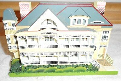 Shelia's Collectible Wooden House - Sottile House Charleston, Sc - 1996