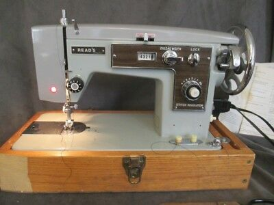 Read's Sailmaker Heavy Duty Industrial Sewing Machine ub
