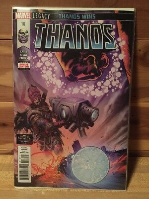 Thanos 16 Nm First Print Secret Origins Of Cosmic Ghost Rider Sold Out