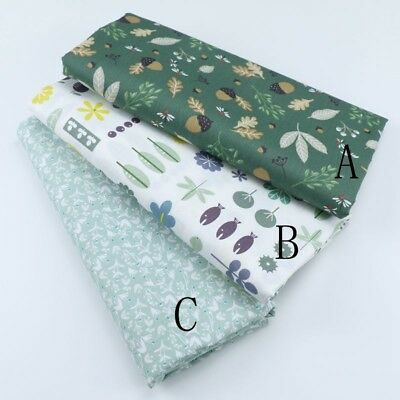 50cm*160CM Fasion Flower 100%cotton fabric Quilting Clothes Bedding Sewing 81