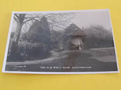 The Old Brew House Herstmonceux Postcard