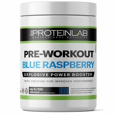 Premium Pre Workout Powder High Intensity Unrivalled Drive Power & Concentration