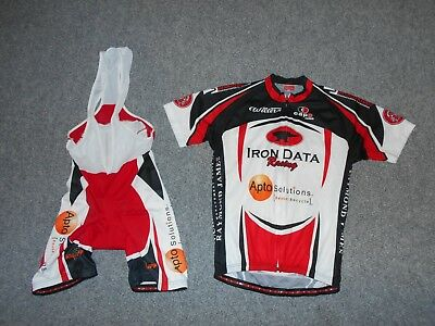 2 Capo Mens Xxl 2Xl Zip Front Cycling Jersey Padded Racing Singlet Lot        A1