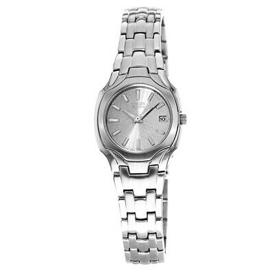 New Citizen Paradigm Silver Dial Stainless Steel Women's Watch EW1250-54A