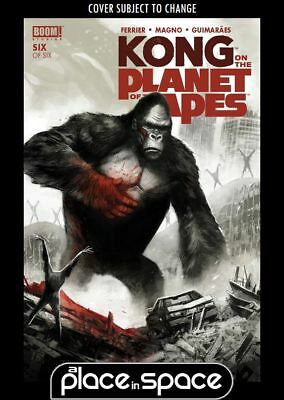 Kong: On The Planet Of The Apes #6A (Wk16)
