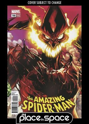 Amazing Spider-Man, Vol. 4 #799B - Connecting Variant  (Wk16)