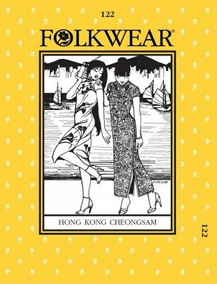 Folkwear Patterns Ladies Sewing Pattern Swing Coat FWP254 ... Free UK P/&P