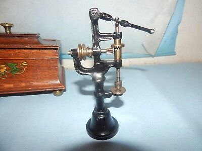 Small 6 inch Watchmakers,Modelmakers Drill Press