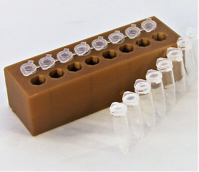 Waterbath Float Floatiing Rack Stand for 0.2 ml PCR Strip Tubes