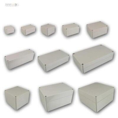 Plastic Casing Box IP65, modulgehäuse Made of ABS for Electronic Components
