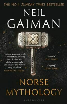 Norse mythology by Neil Gaiman (Paperback / softback)