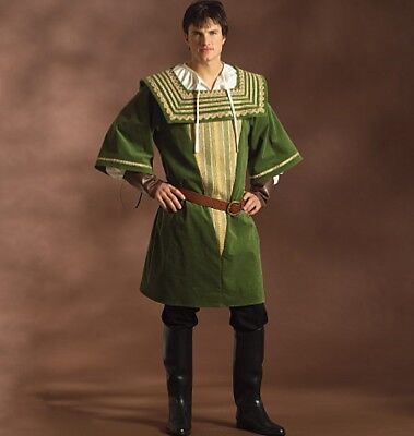 McCalls Cosplay Mens Sewing Pattern 2043 Historical Colonial Costume McCalls...