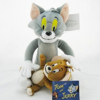 New Tom and Jerry Plush Toy Doll Soft Cute Stuffed , free shipping !