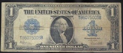 1923 Large Size Silver Certificate Fr #237 No Reserve!! 99¢ Start!!