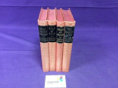 Set of Winston S Churchill Books