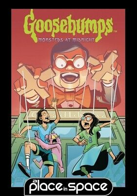 Goosebumps Monsters At Midnight - Hardcover