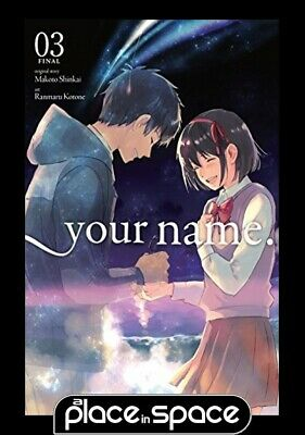 Your Name Vol 03 - Softcover