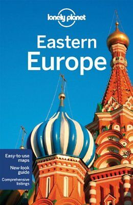 Lonely Planet Eastern Europe (Travel Guide),Lonely Planet,Masters,Atkinson,Bake