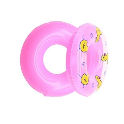 Inflatable Newborn Infant Baby Swimming Float Ring Baby Safety Aid Swim Circle
