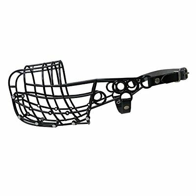 Muzzle110 For Large Dogs With A Narrow Head Lurcher Inalso Suitable As A Racing