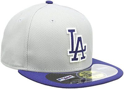 Men s Mlb Diamond Era La Dodgers 59fifty Fitted Baseball Cap, Blue team , By New