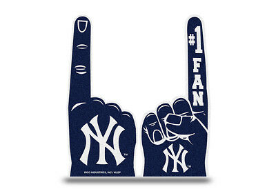 New York Yankees Party Supplies Includes Banner Plates 6 Balloons