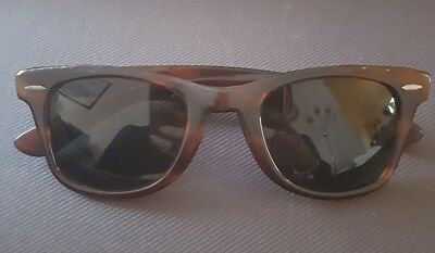 Vintage RAY BAN Sunglasses (B&L)  used condition.