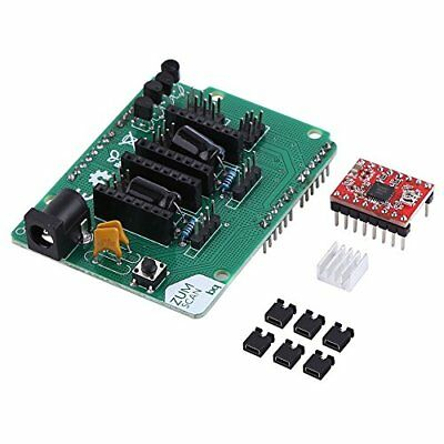 Scanner Zum Expansion Board With A4988 Motor Driver Module For Ciclop 3d Printer