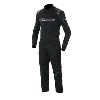 Alpinestar GP Start Suit 3355614-10-62, Black, Euro Size 62, US Size XXXL