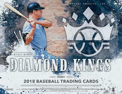 2018 Panini Diamond Kings Baseball Insert Cards Pick From List All Sets Included