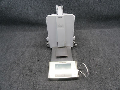 Mettler Toledo XS205DU Dual Range Precision Analytical Scale/Balance