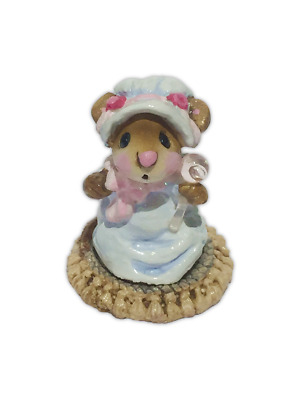 Wee Forest Folk M-34 Mousey Baby