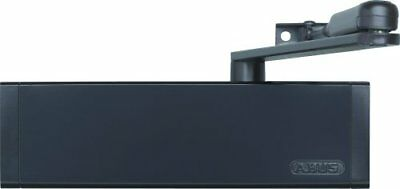 106453 8603 V Door Closer With Alarm In Line With Din En 1154, Brown By Abus