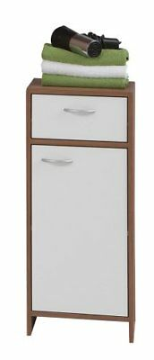 Wall-mounted Cabinet Madrid 2 Approximately 32.5 X 79 X 33 Cm Plumtree And By Fm