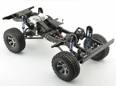 Xtra Speed RC Cars Crawler 3-Stage 1.9 Inner Foams EP 4WD 1:10 Crawler #XS-57297