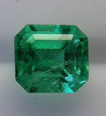 0.63ct!! NATURAL COLOMBIAN EMERALD NATURAL COLOUR +CERTIFICATE AVAILABLE